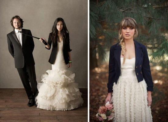 f27fdc6d04ff Guida agli accessori da sposa 5 - il coprispalle - Moda nozze ...