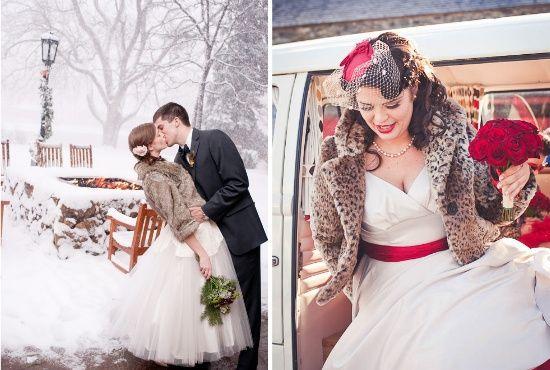 accessori da sposa , coprispalla , pelliccia 1