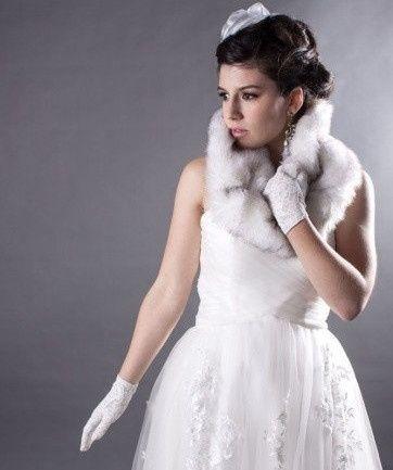 accessori da sposa , coprispalla , sciarpa 2