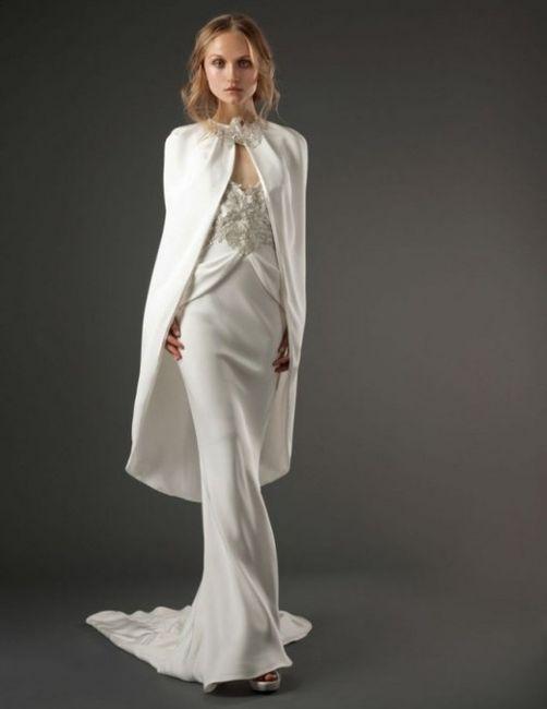 accessori da sposa , coprispalla , mantella 4