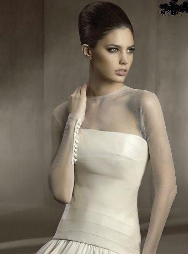 accessori da sposa , coprispalla , a bustino 1