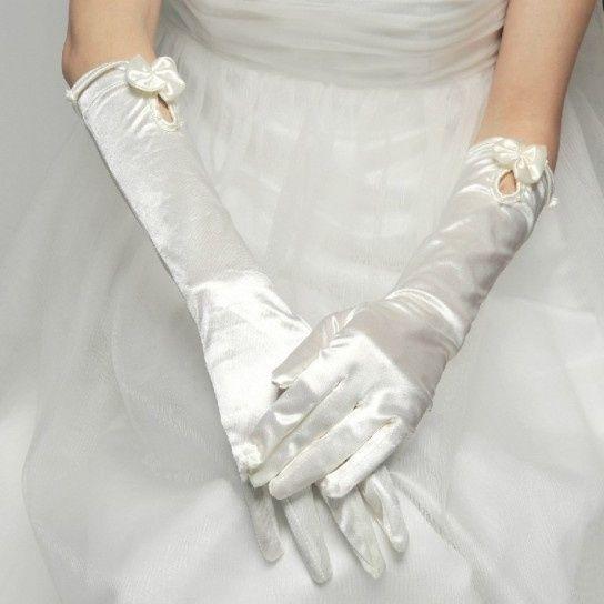 cheap for discount a4699 d526b Guida agli accessori da sposa 6 - i guanti - Moda nozze ...