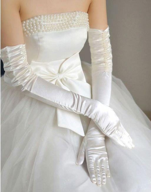 ed2a1b0308d7 Guida agli accessori da sposa 6 - i guanti - Moda nozze - Forum ...