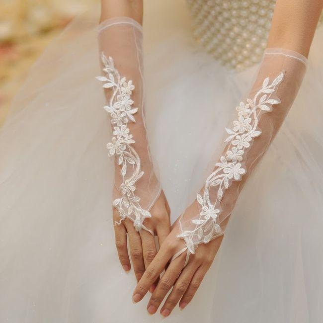 vari stili nuovi arrivi shop Guida agli accessori da sposa 6 - i guanti - Moda nozze ...