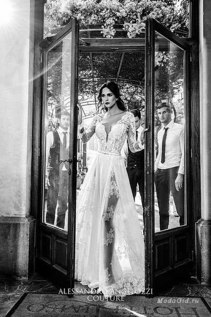ALESSANDRO ANGELOZZI COUTURE 2016 - CHALLENGER 1