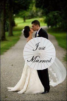 Guida agli accessori da sposa 9 - l'ombrello - orientale /parasole