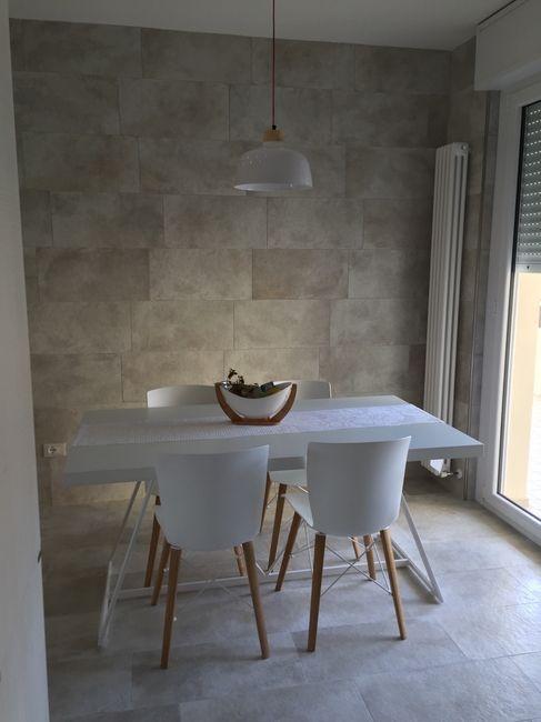 Pittura pareti helpppp 1 foto vivere insieme - Pittura per cucine ...