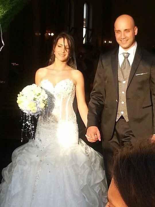 Eccoci qui ! Marito e moglie! - 1