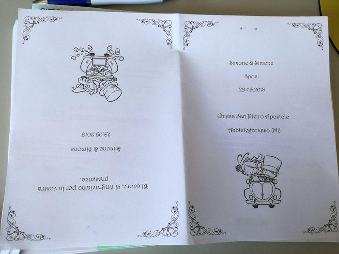 Frasi Matrimonio Libretto Messa.Copertina Libretto Messa Help Fai Da Te Forum Matrimonio Com