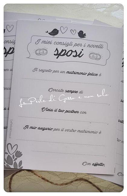 Originali idee per il guestbook di nozze! 1