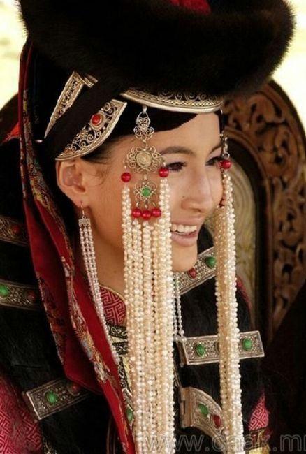 Altre culture e abiti tradizionali di altri paesi - 3