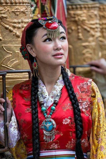 Altre culture e abiti tradizionali di altri paesi - 6