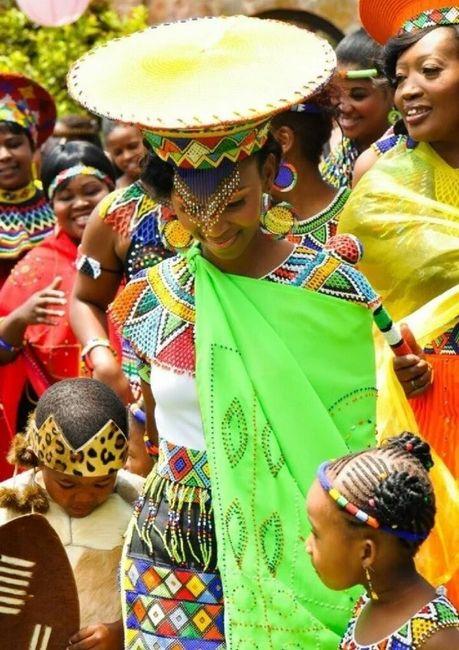Altre culture e abiti tradizionali di altri paesi - 9