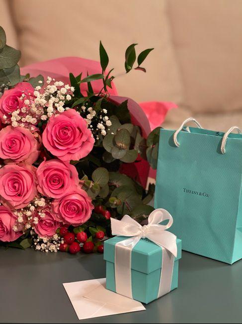 ☘️ Mazzolino di fiori per le Promesse di Matrimonio 💐 4