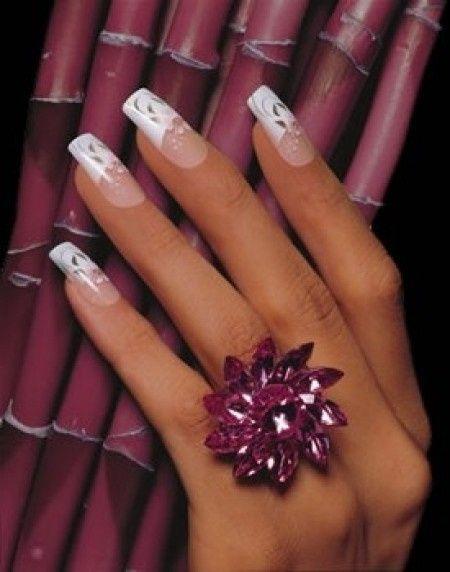 Come guarire unghie da fragilità e la stratificazione di unghie