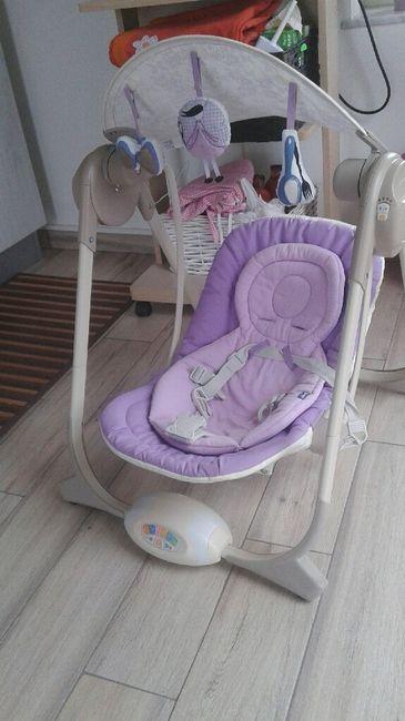 Altalena neonato si o no? - 1