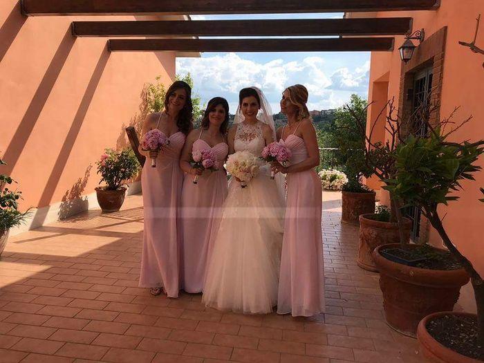 Outfit sorella della sposa - 1