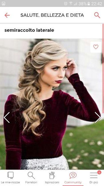 Acconciatura sposa per vestito senza spalline.. chi come me? - 2