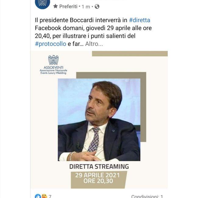 Diretta Michele Boccardi - 1