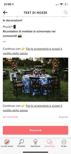 Fai lo screenshot e scopri le tue decorazioni 10