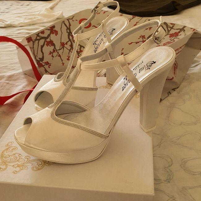 Consiglio scarpe matrimonio luglio 😊 3