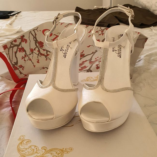 Consiglio scarpe matrimonio luglio 😊 4