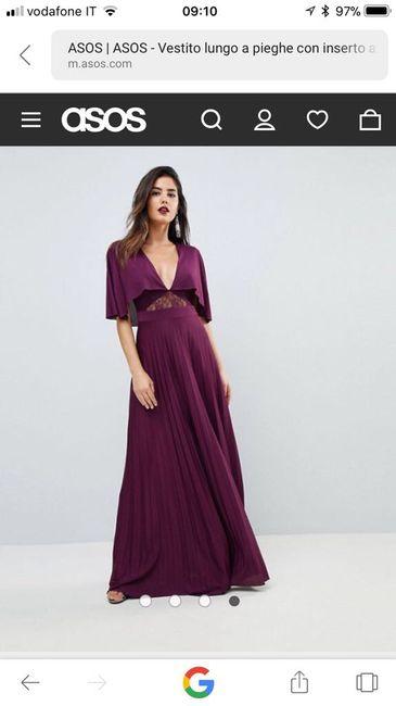 1d81f6663cd9 Abito damigelle😍 - Moda nozze - Forum Matrimonio.com