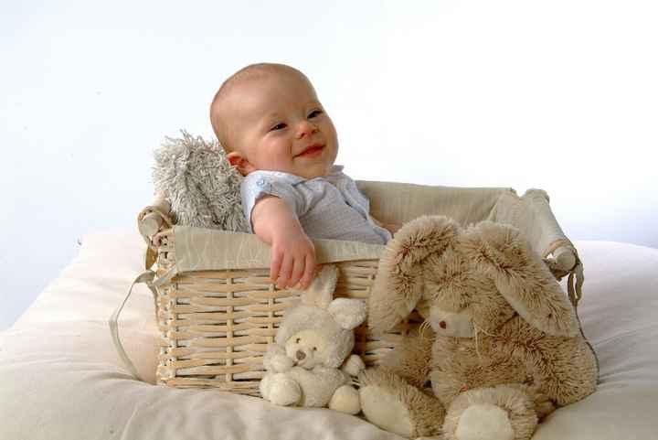 Servizio fotografico bebè - 1