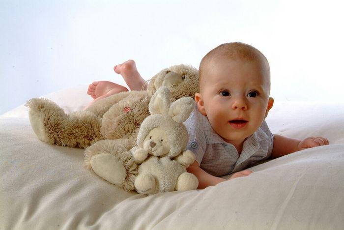 Servizio fotografico bebè - 2
