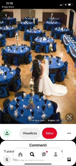 Tema matrimonio in divisa 3