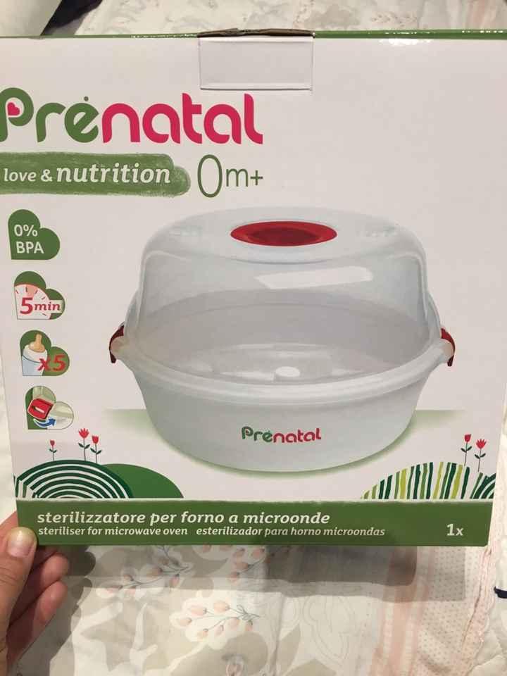 Prima sterilizzazione..aiuto!!!! - 1