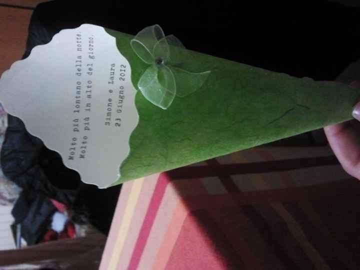 coni verdi