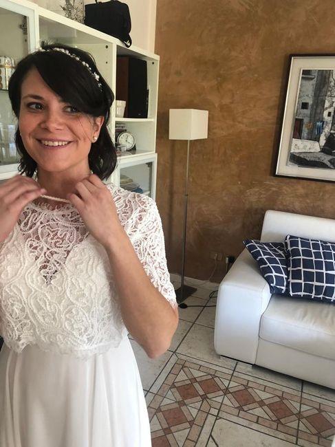 Matrimonio a Giugno - abito con o senza manica lunga? 3
