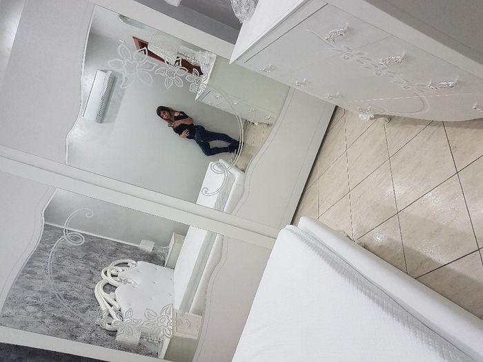 Cosa ne pensate di questa camera da letto? - 1