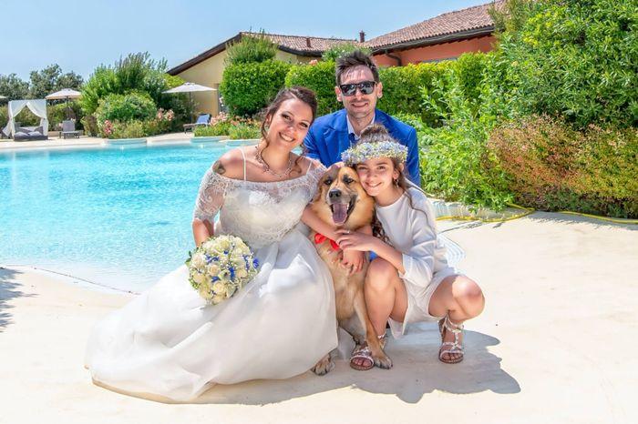 Con quanti ❤️ valuteresti il giorno del tuo matrimonio? 10