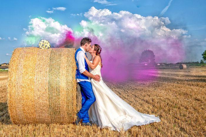 Con quanti ❤️ valuteresti il giorno del tuo matrimonio? 11