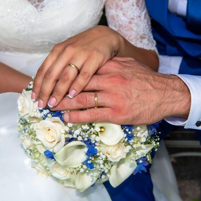 Con quanti ❤️ valuteresti il giorno del tuo matrimonio? 12