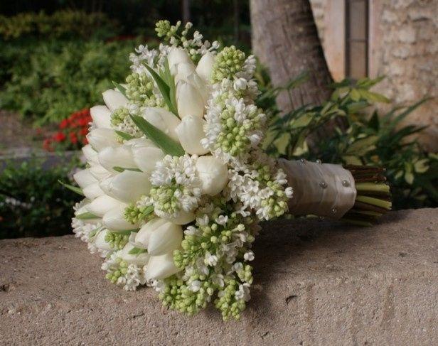 Bouquet Sposa Bianco E Verde.Scelta Del Bouquet Bianco Bianco Verde Organizzazione