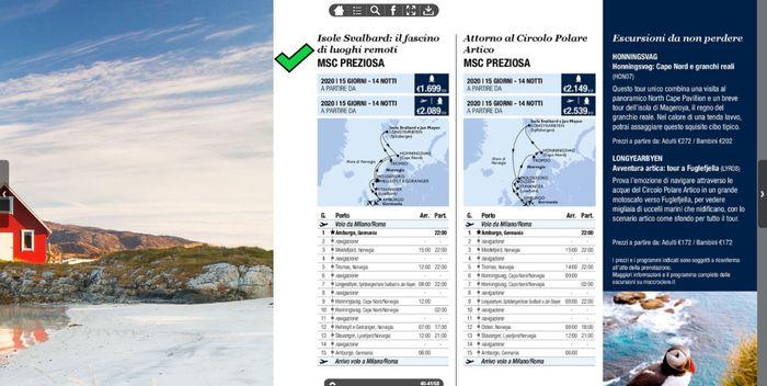 Viaggio di nozze: Capo Nord e Isole Svalbard 1