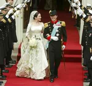 Prins Frederik og Mary
