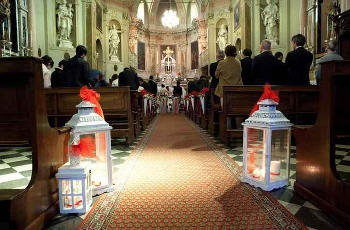 Lanterne Chiesa