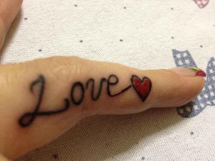 Tatuaggio anulare