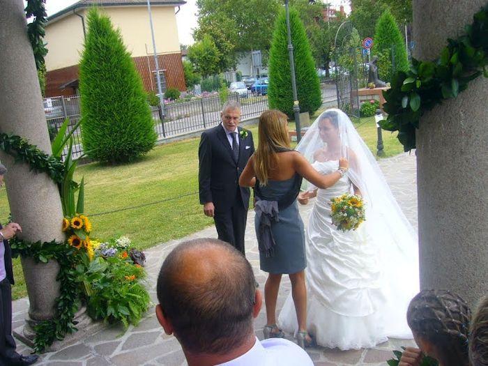 14 luglio il marco e la vale ieri sposi p gina 2 neo for Sposa che corre