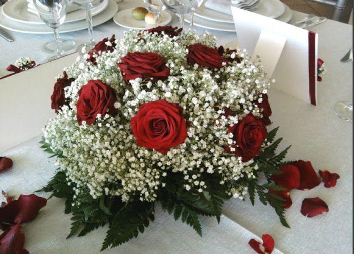 Centrotavola ricevimento di nozze forum for Centrotavola matrimonio candele