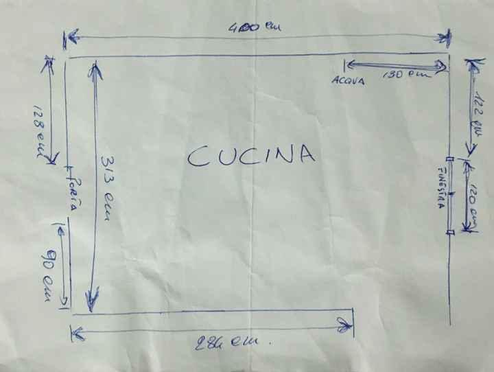 Composizione cucina - 1