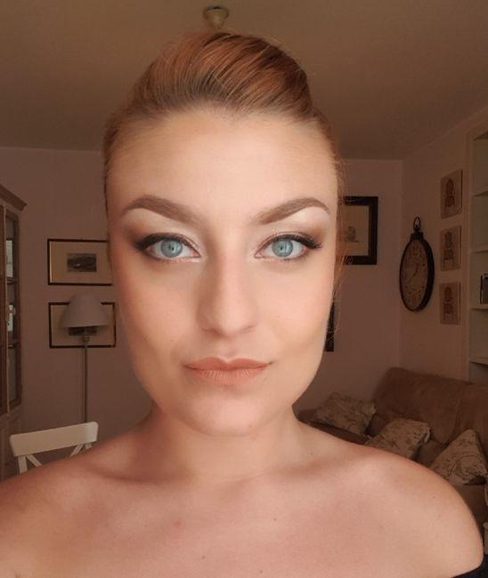 Make up sposa 😊 2