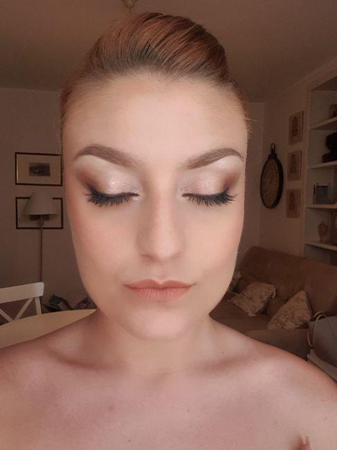 Make up sposa 😊 3