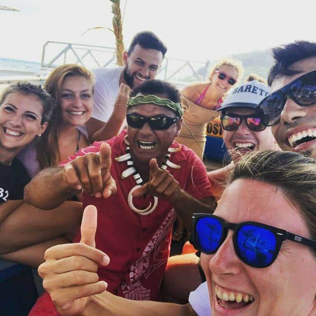 Per tutte le sposine che andranno a Bora Bora 🌺 6
