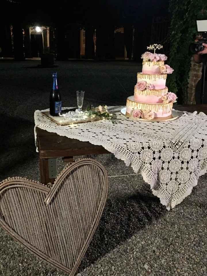 Wedding cake - 1