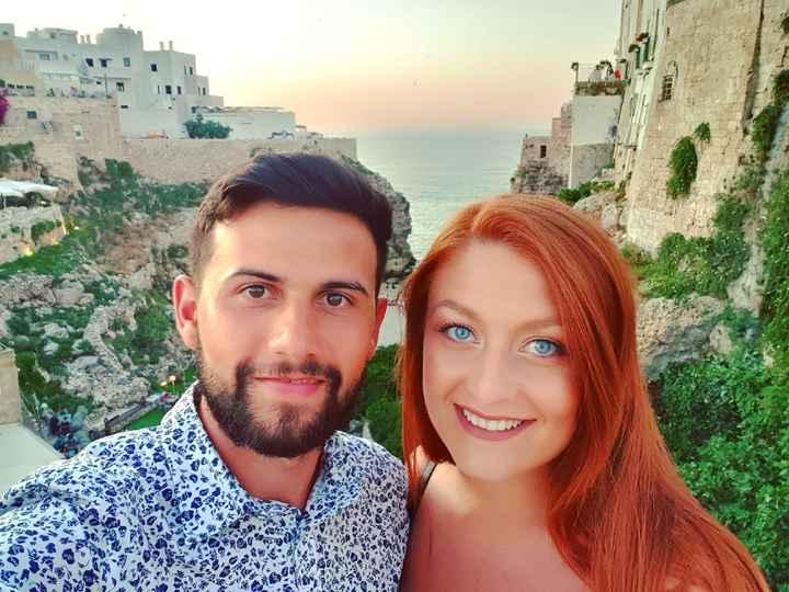 La nostra storia d'amore: Giulia e Marco 🖤 - 1